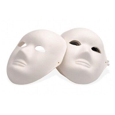 Papier Pappmache Integral Kostüm Maske zu Malen, Dekoration, - Pappmaché Kostüm