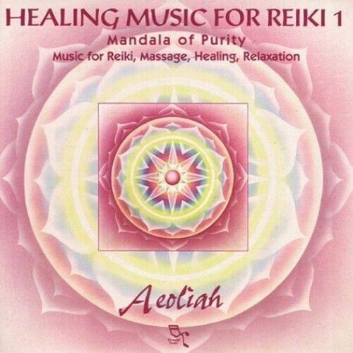 Aeoliah - Healing Music for Reiki 1: Mandala of Purity [New CD]