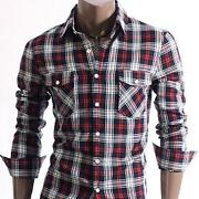 Mens Designer Shirts Medium