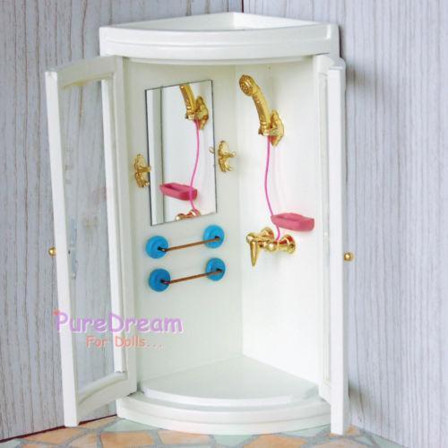 Мебель ванна для куклы своими руками