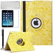 Yellow iPad Case