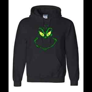 Hoodie: The Grinch