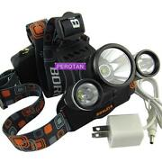 LED Headlamp Rechargeable