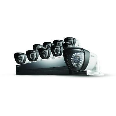 BRAND NEW Samsung SDS-P5102 10pcs. Camera 16 Channel DVR Security System