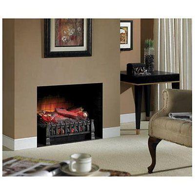 Duraflame DFI021ARU Electric Log Set Heater with Realistic E