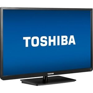 """32"""" Toshiba LED TV Like New with Sony Blu-Ray Player $225 OBO"""