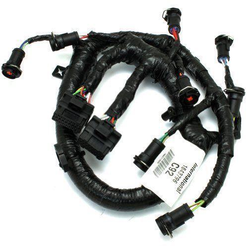 powerstroke injector harness