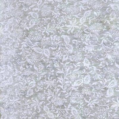 200' White Floral Lace Print  Wedding Aisle Runner W/Tape&Rope