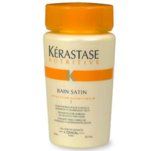 Kerastase bain satin 1 shampoo ebay for Kerastase bain miroir conditioner