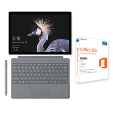 Surface Pro i5 8GB 128GB & Platinum Type Cover + Surface Pen + Office 365 Bundle