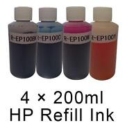 HP Printer Bottle Ink