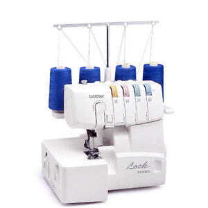 Brand New Brother 1034D Overlocker Sewing Machine
