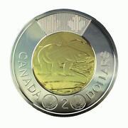 Canada 2 Dollar Coin