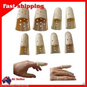 Stack Finger Splint Support Brace Pain Relief Injured sprain prot Homebush West Strathfield Area Preview