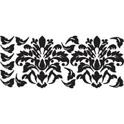 Damask Wall Sticker