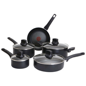 T-Fal Intuition 9pc Cookware Set