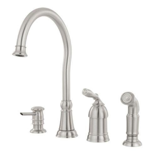 sprayer aabb sink models pull older single align faucet kitchen faucets with entity moen handle down brands