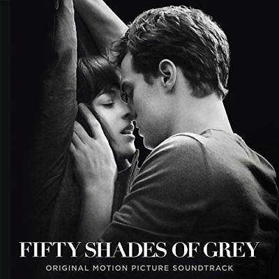 Various Artists - Fifty Shades Of Grey - CD Album Damaged Case