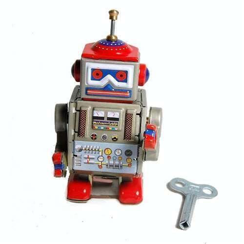 Vintage Toy Robots : Vintage tin toy robot ebay