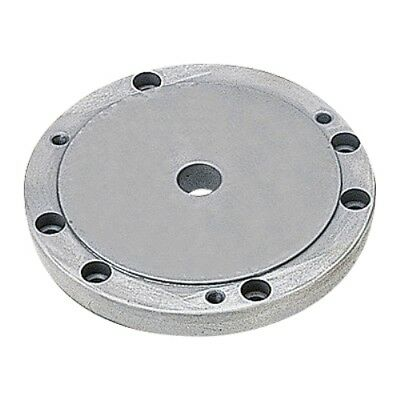 Flange For 8 3-jaw Chuck On A 12 Rotary Table 3900-2360 - Made In Taiwan