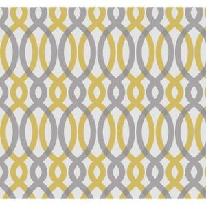 devine color scroll wallpaper yellow gray