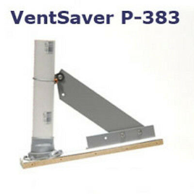 Snow Guards Ventsaver P-383 Stove Chimney Pipe Protect Metal Roof Snowbreaker