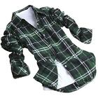 Juniors Flannel Shirts