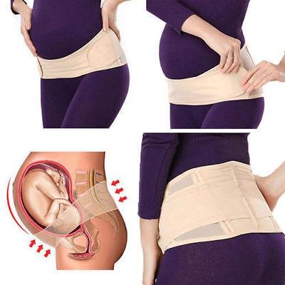 Special Pregnancy Maternity Support Belt Back Bump Belly Band Waist Lumbar Lower