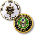 Military Intelligence Coin