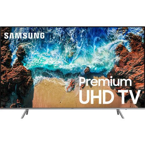"""Samsung 8 Series UN82NU8000 82"""" 2160p 4K UHD LED LCD Smart T"""