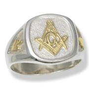 Blue Lodge Masonic Rings