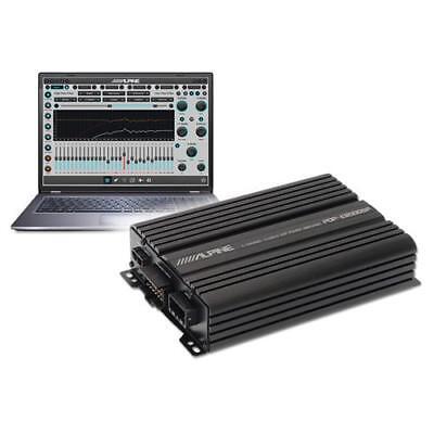 ALPINE PDP-E800DSP Amplificatore Digitale Classe D 8 x 100W con DSP