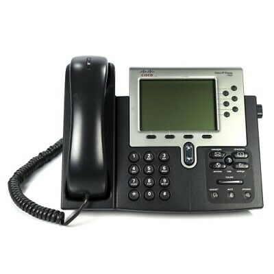 Cisco Cp-7962g 7962 Unified Voip Ip Office Business Phone - 7960 Series - No Ac