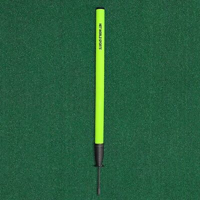 Cricket Target Stump - High Visibility Training Wicket [UK Seller/24hr Shipping]