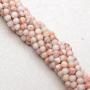 4mm Round Gemstone Beads