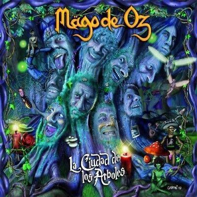 Mago De Oz   La Ciudad De Los Arboles  New Vinyl Lp  With Cd  Spain   Import