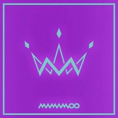 Mamamoo-[Purple] 5th Mini Album A Ver. CD+Poster+Photobook+PhotoCard KPOP Sealed