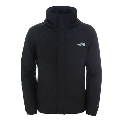 The North Face M Resolve Insulated Jacket tnf black Herren Winterjacke schwarz Jacke Herren Insulated Jacken