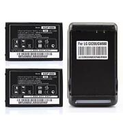 LG P500 Charger