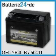 Gel batterie 12V