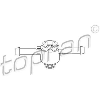 TOPRAN Ventil, Kraftstofffilter - 108 643 - Audi A4. Skoda Octavia. VW Caddy,Gol