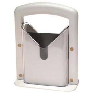 LARIEN PRODUCTS ORIGINAL *DISHWASHER SAFE* GUILLOTINE BAGEL CUTTER 1500