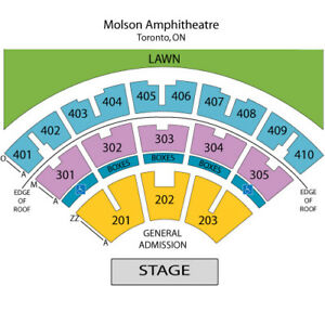 Final Tour Slayer tix - Front Section 203 Row 6 - Selling Cheap