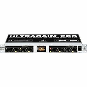 Behringer Ultragain Pro High Precision Tube Preamp MIC 2200