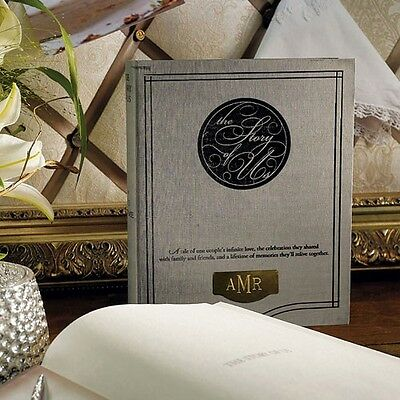 Weddingstar The Story Of Us Personalized Wedding Guest Book
