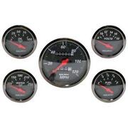 Autometer Gauge Set