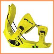 Snowboard Bindung Flow