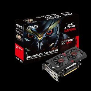 ASUS STRIX Radeon R7 370 4 GB