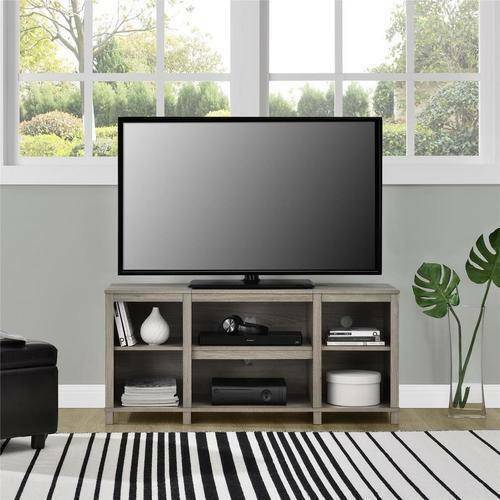 entertainment cubby tv stand up to 50