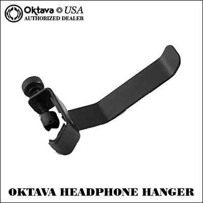 Oktava - Headphone Mic Stand Hanger - A MUST HAVE FOR YOUR STUDIO! - Brand New for sale  Shipping to India